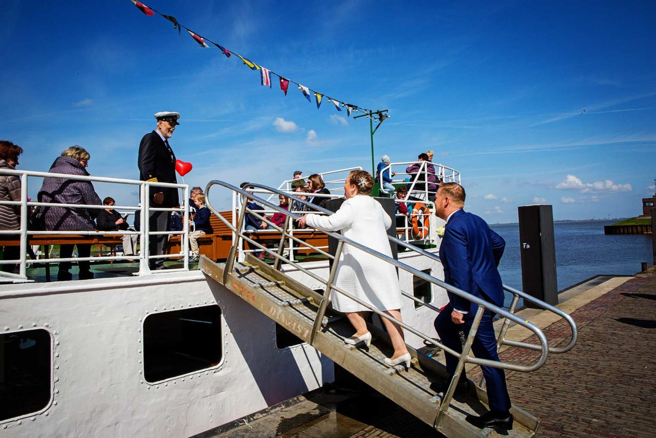 Hochzeitsreportage Niedersachsen Varel Dangast