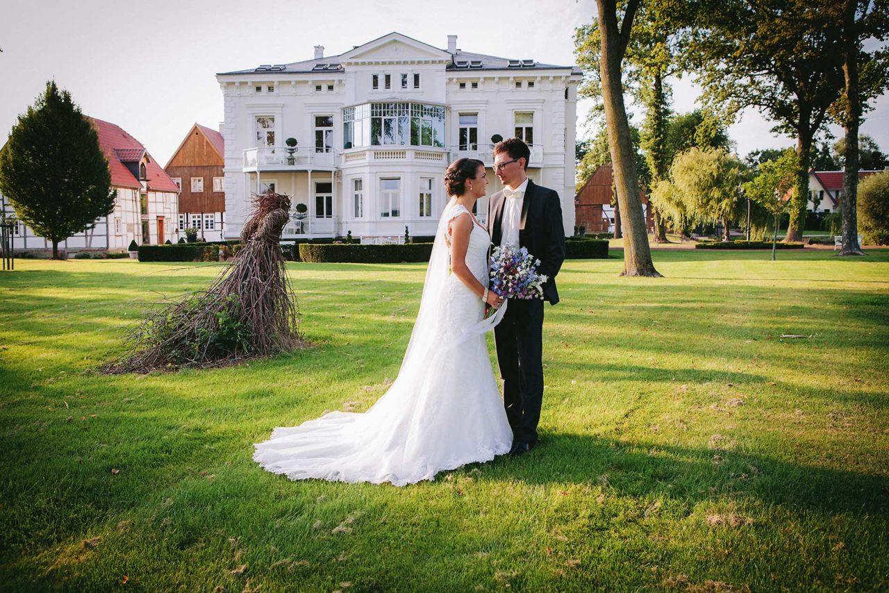 Hochzeitsfotograf Hamm Gut Kump