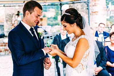 Hochzeitsreportage Italien Gardasee