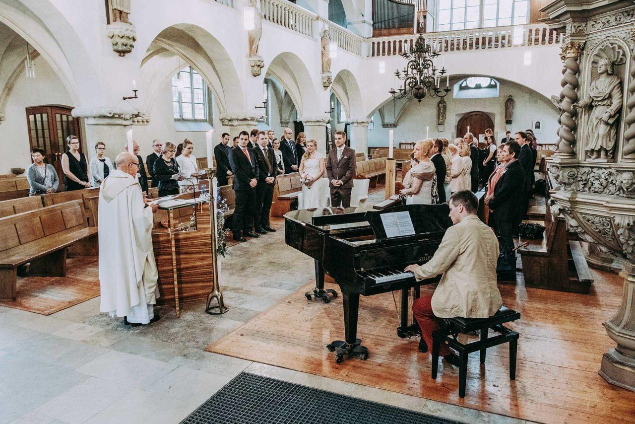 Hochzeitsreportage Münster