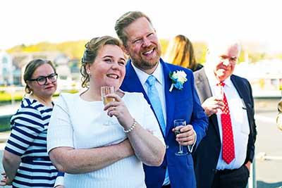 Hochzeitsreportage Niedersachsen - Varel - Dangast