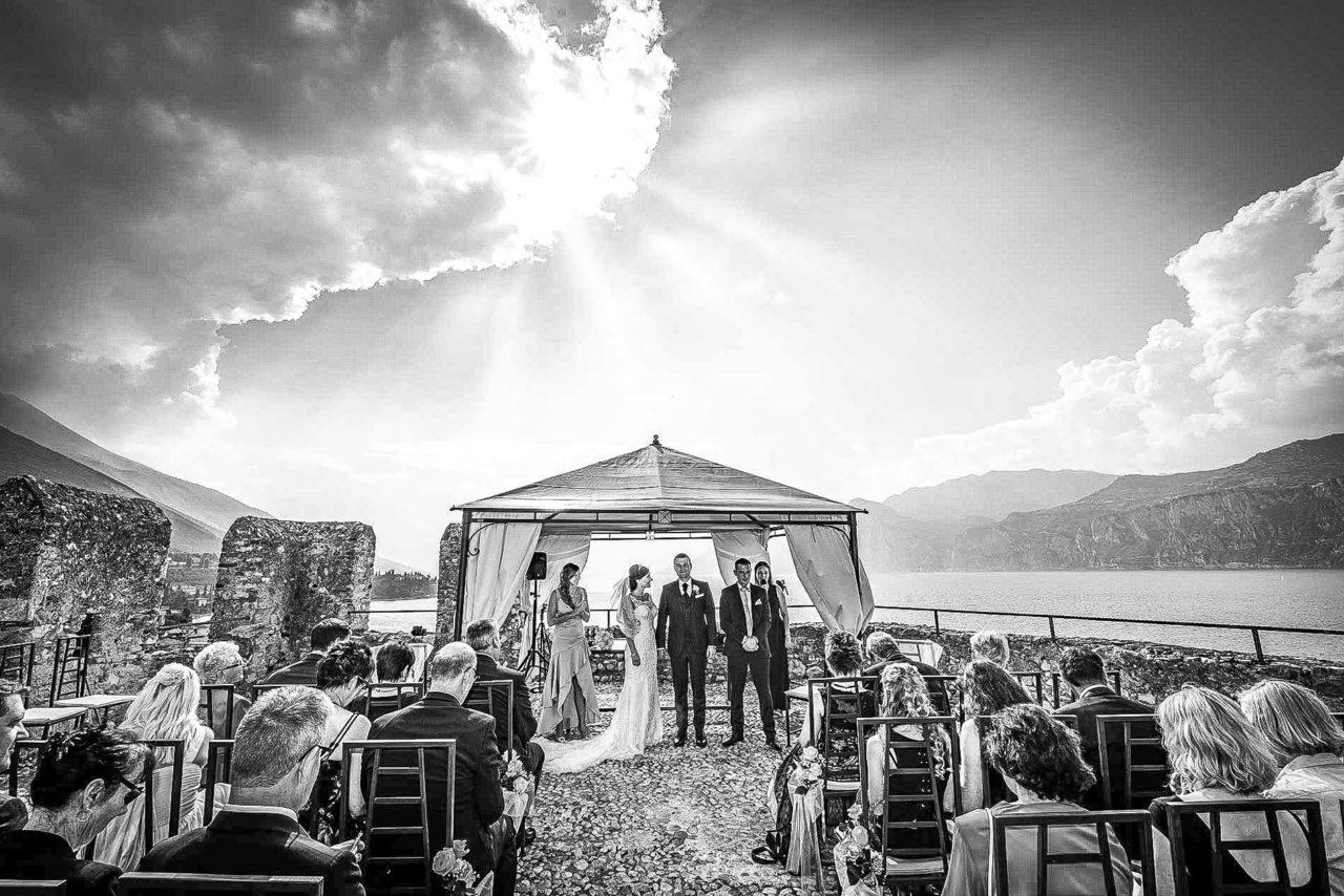 Hochzeitsreportage Italien Gardasee Malcesine